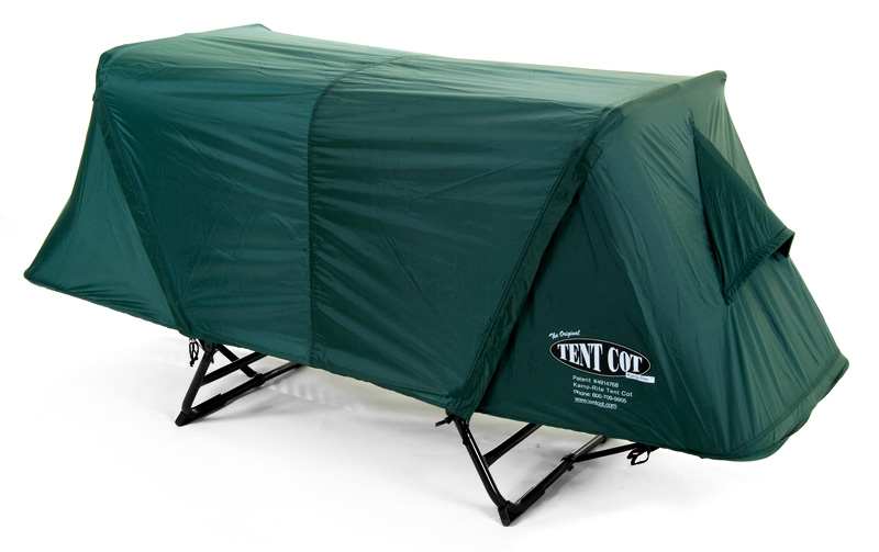 kamp rite double tent cot instructions