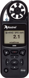 Kestrel 5000 Environmental Meter Weather Instruments, Kestrel, wind meter, weather meter