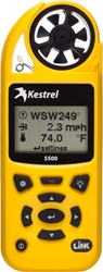 Kestrel 5500 Weather Meter Weather Instruments, Kestrel, wind meter, weather meter