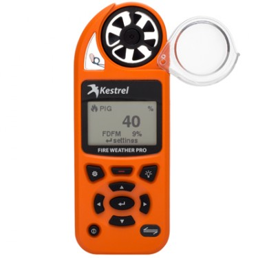 Kestrel 5500FW Fire Weather Meter Weather Instruments, Kestrel, wind meter, weather meter