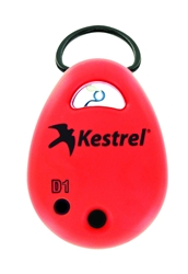Kestrel DROP D1 Wireless Temperature Data Logger Temperature Weather Instruments, Kestrel, wind meter