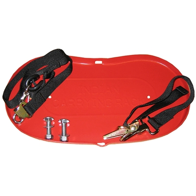 Kidney Style Carry Rack for Indian Fire Pump