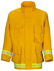 Lakeland Wildland Fire Coat - Style WLSCT Cotton