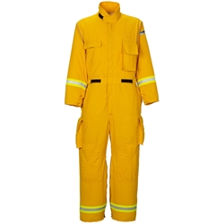 Lakeland Wildland Fire Coverall - Style WLSCV Cotton