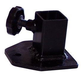 C&S Supply Square Wall Mount for SDH Hose Coiler