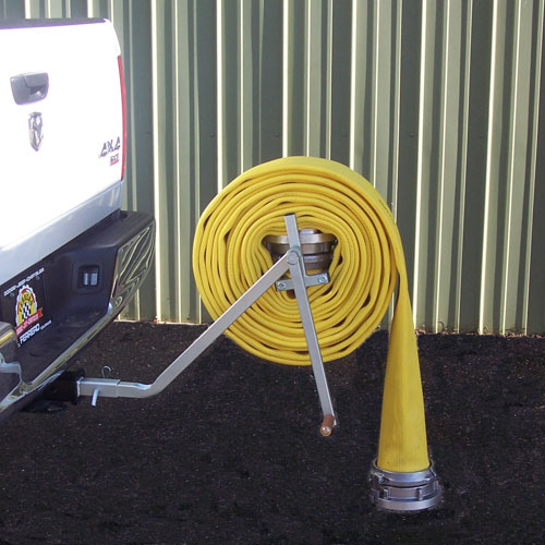 C&S Supply LDH Fire Hose Coiler - CSS MC80