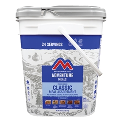 Mountain House Classic Assortment Bucket