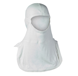Majestic PAC II Two-Piece Fire Hood with Notched Shoulder NOMEX shroud