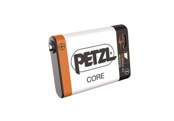 Petzl CORE Rechargeable Battery petzl, core, core battery, rechargeable battery, core rechargeable battery, headlight, head light, head lamp, headlamp, led headlamp, led headlight