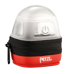 Petzl Noctilight Carrying Case noctilight, petzl lantern, petzl, tikka, pouch, headlamp pouch, headlamp bag, head lamp, head light, headlamp, headlight, head lamp pouch, head light pouch