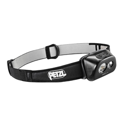 Petzl TIKKA + Active Headlamp *Discontinued* petzl, tikka, tikka plus, headlight, head light, head lamp, headlamp, led headlamp, led headlight