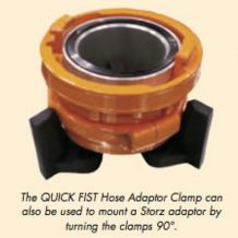 QUICK FIST Hose Adapter Clamps - Pack of 72 - END 70011-72