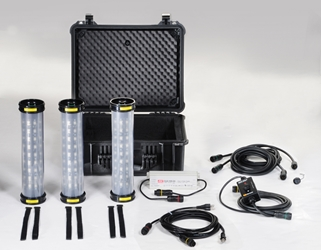 REHAB Pelican 9500 Shelter Lighting System