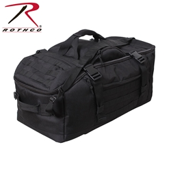 Rothco 3 in 1 Convertible Mission Bag rotcho, molle, molle bag, molle bag, mission bag, gear bag