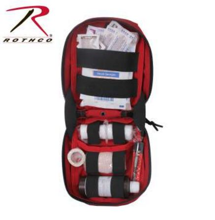 Rothco MOLLE Tactical First Aid Kit rothco, rothco, molle, first aid, first aid pouch, trauma pouch