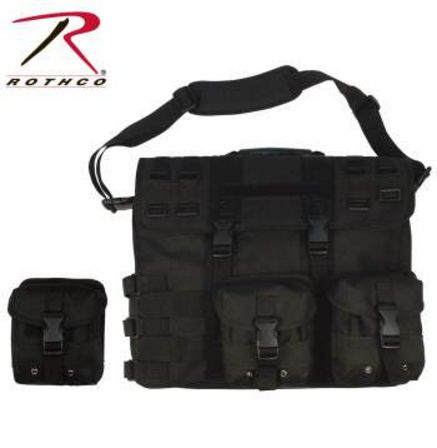 Rothco MOLLE Tactical Laptop Briefcase rotcho, molle, molle briefcase, molle bag, briefcase, tactical briefcase, laptop bag