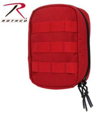 Rothco MOLLE Tactical Trauma & First Aid Kit Pouch rothco, rothco, molle, first aid, first aid pouch, trauma pouch
