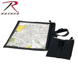 Rothco Map and Document Case rothco, rotcho map case, map case, molle, molle document case