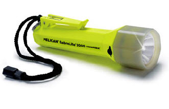 Pelican SABRELIGHT 2000 Submersible Photoluminescent Light