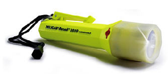 Pelican SABRELIGHT 2010 Recoil LED Sub/Photo Light