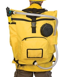 "Scotty ""BRAVO"" 6 gallon Backpack with Hand Pump and Hose"