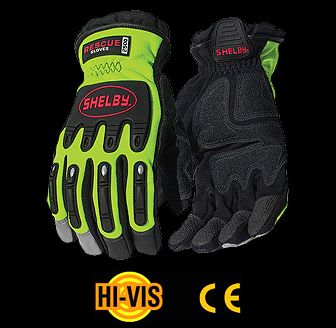 Shelby Gloves Shelby 2500 Xtrication Glove Shl 2500