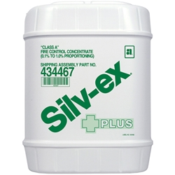 Silv-ex PLUS Class A Fire Control Concentrate