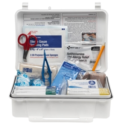 Swift Loggers Safety Kit Plastic Case first aid kit, first aid kits, swift first aid, swift