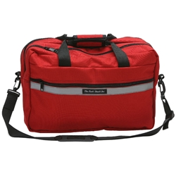 The Pack Shack Large Briefcase - Black