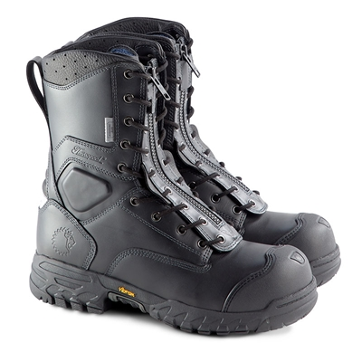 "Thorogood 9"" Station 1 Waterproof Wildland/EMS Boot"