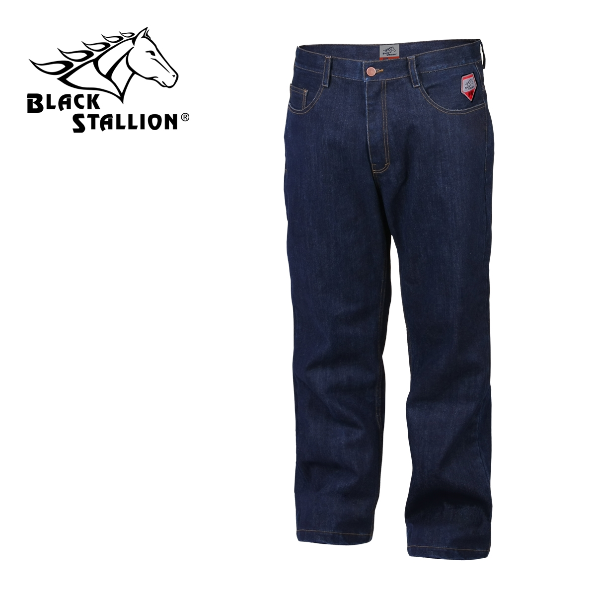 "TruGuard 300 FR Denim Jeans 34"" Inseam"