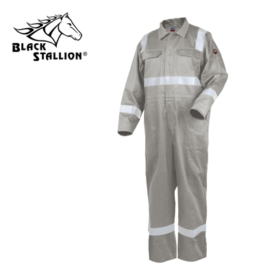 TruGuard 300 FR High-Quality Coveralls Hi-Viz