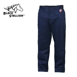 "TruGuard 300 FR Work Pants 34"" Inseam nfpa2112, nfpa70e, black stallion, bsx, revco"