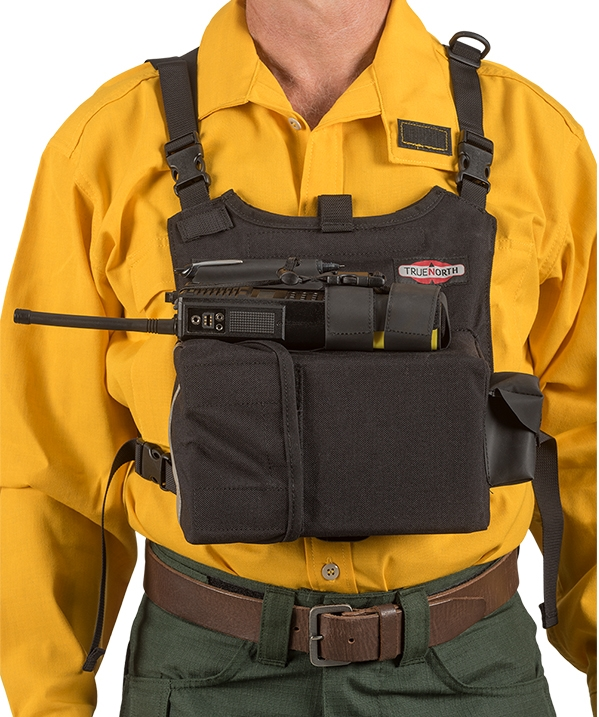 original 165 878 dozer radio harness?bw=1000&w=1000&bh=1000&h=1000 true north dozer chest harness gen 2 firefighter gear radio harness at virtualis.co