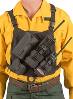 True North Dual Universal Radio Chest Harness - Gen 2