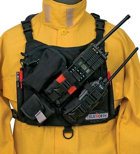 true north dual universal radio chest harness ... radio harness #11