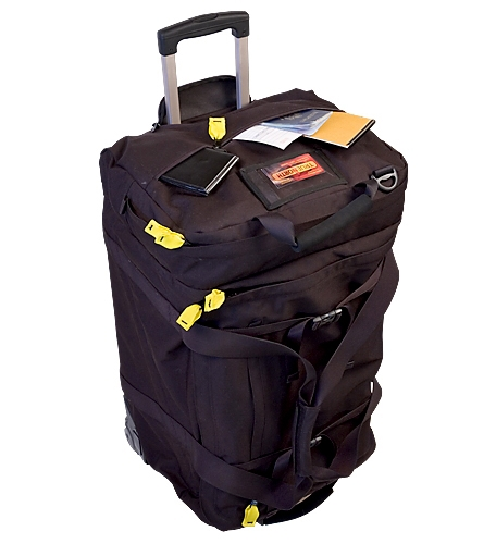 True North THE BEAST Rolling Duffle - TNG BEAST