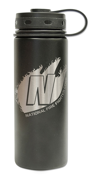 18oz NFF Vacuum-Insulated Bottle