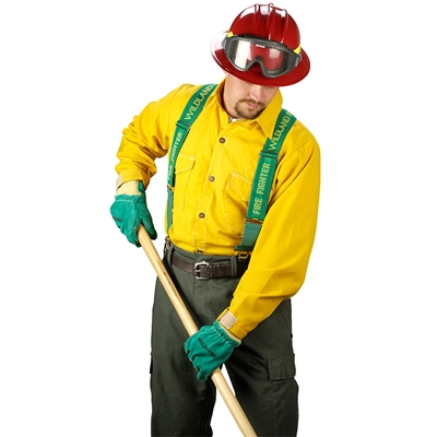 Wildland Firefighter Suspenders