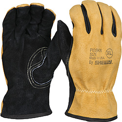Wildland NFPA 5002F Gauntlet Proximity Gloves
