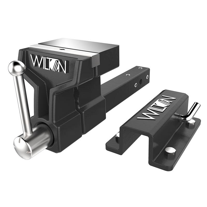 Wilton All-Terrain Vise with Mounting Bracket - WIL 10010