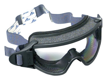 ESS Striketeam XTO Firefighter Rubber Goggles firefighter goggles, safety goggles, rubber goggles