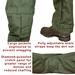 Dragon Slayer 2013 MODEL Wildland Pant - Advance Kevlar/Nomex - TNG 13AP