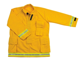 Lakeland Smoke Jumper Wildland Interface Coat - Cotton