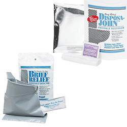 REHAB Brief Relief Replacement Waste Bags