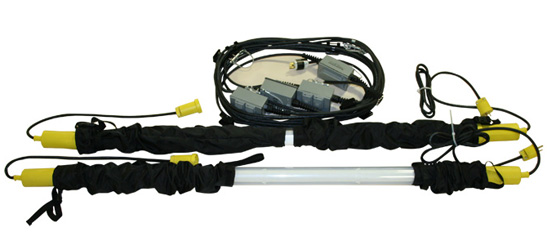 CB-16 Shelter Electrical Kit