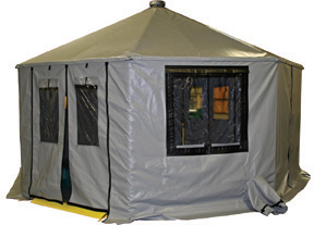 CrewBoss CB-16 Shelter in Bags - WSS CBR-SHEL