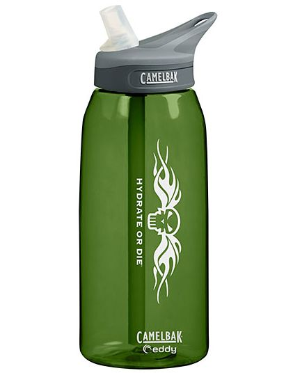 Camelbak Hydrate or Die eddy 1L Bottle