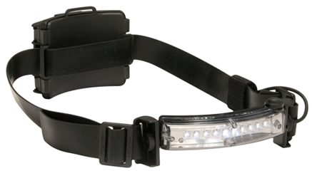 FoxFury Command 10 Fire Headlamp
