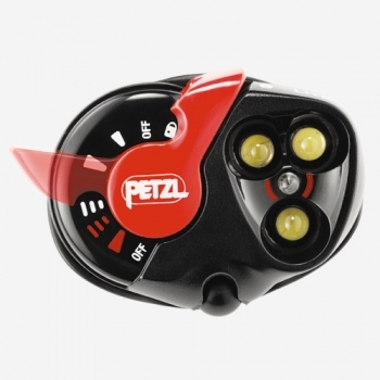 Petzl E+Lite Ultra-Compact Emergency Headlamp